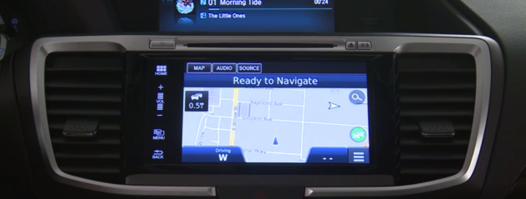 Does the Honda Civic Have Navigation?