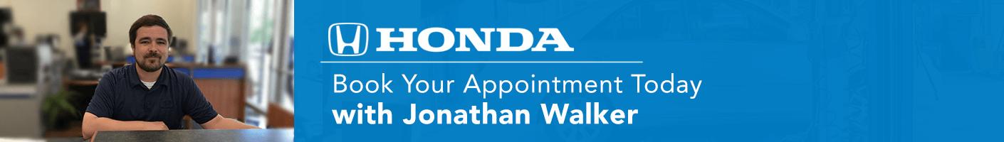 Jonathan Walker Schedule Service