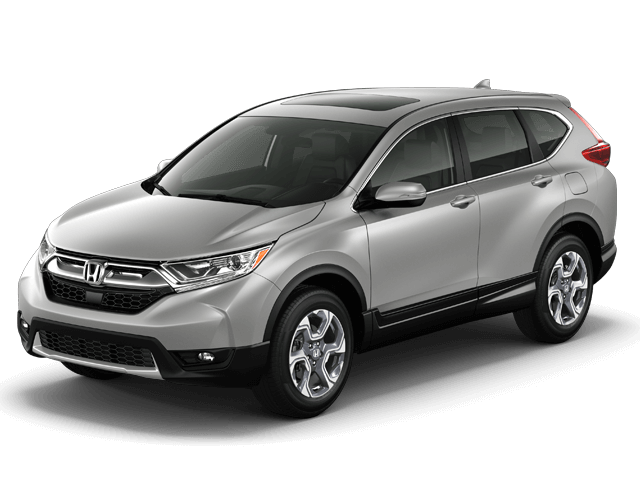 New 2018 Honda CR-V 2WD EX