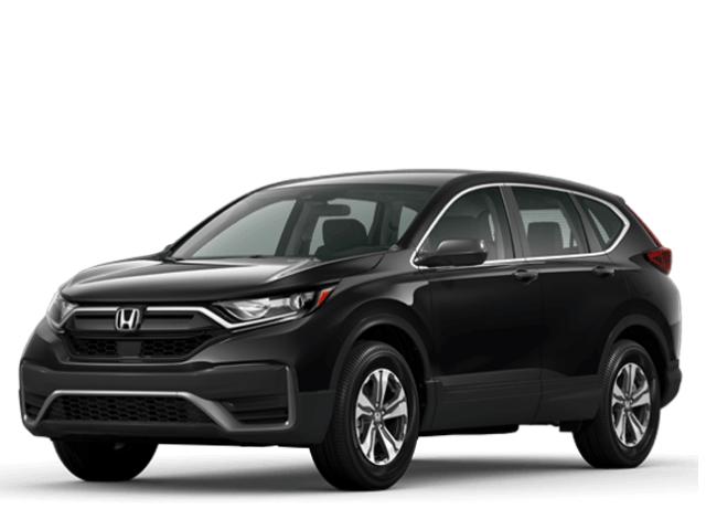 New 2020 Honda CR-V 2WD LX