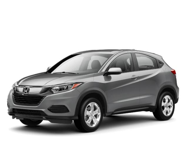 New 2020 Honda HR-V 2WD LX CVT
