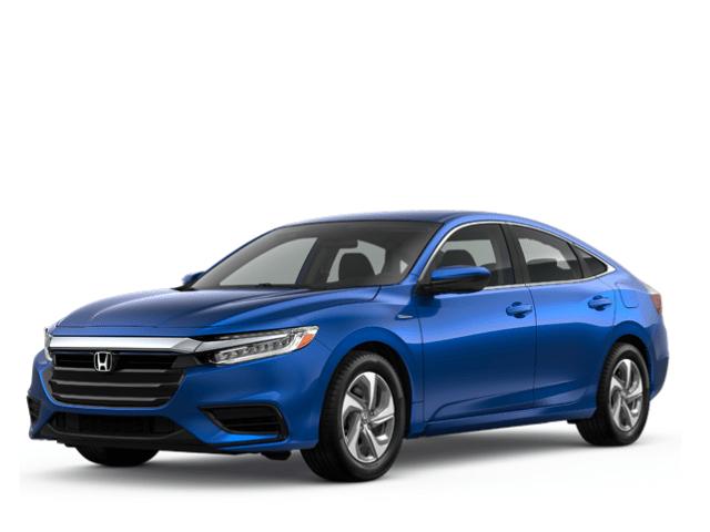 New 2021 Honda Insight LX