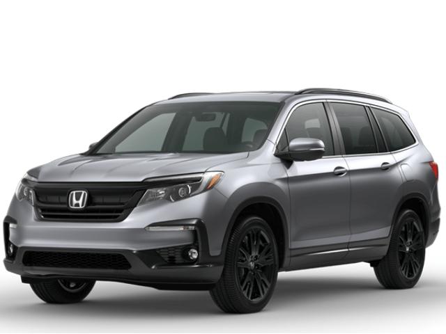 New 2021 Honda Pilot SE 2WD