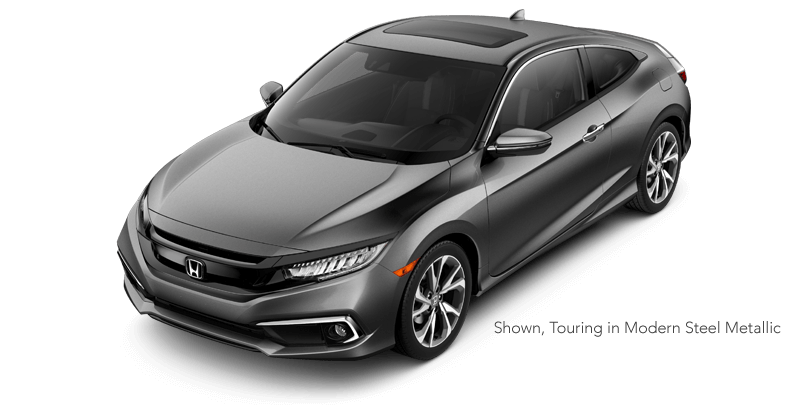 2019 Honda Civic Coupe research