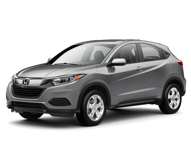 New 2019 Honda HR-V 2WD LX CVT