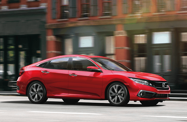 2019 Honda Civic Sedan research