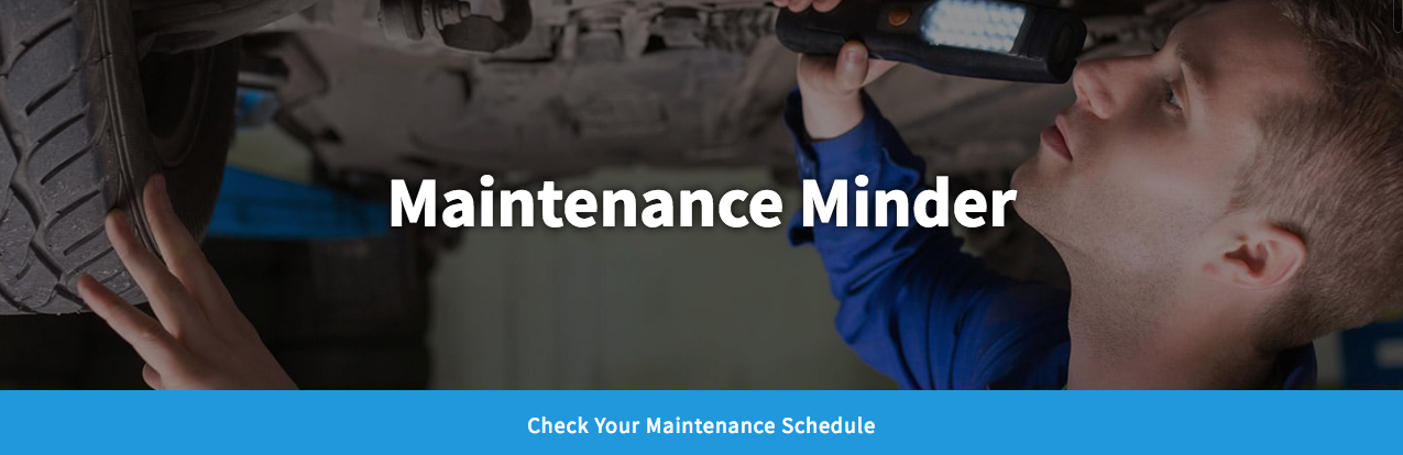 Honda Scheduled Maintenance