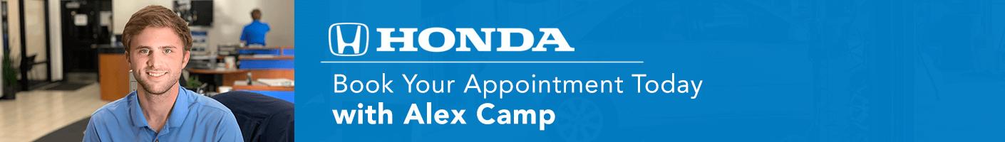 Alex Camp Schedule your service