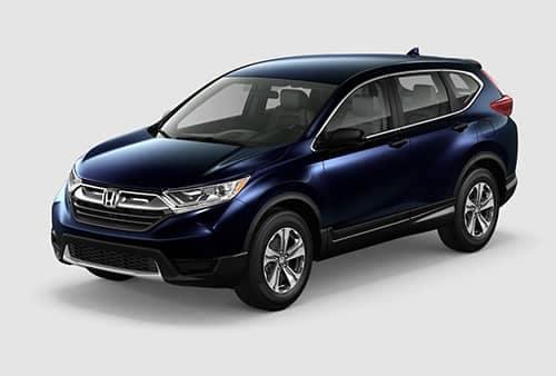 New 2019 Honda CR-V 2WD LX