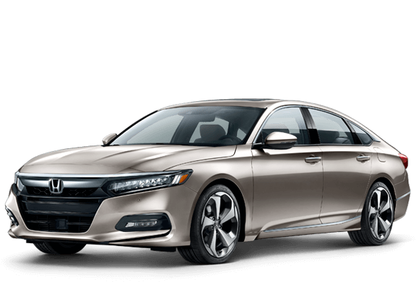 Honda Accord Sedan Touring Trim