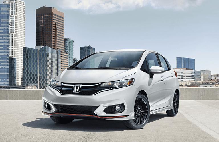 2019 Honda Fit Research img