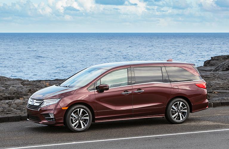 2019 Honda Odyssey Research img