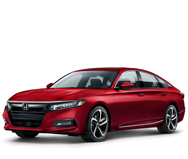 New 2019 Honda Accord Sedan Sport 1.5 CVT