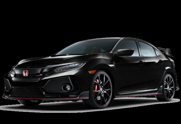 2019 Honda Civic Hatchback TypeR trim
