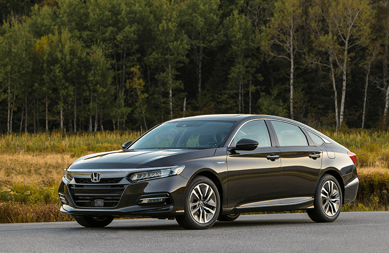 2019 Honda Accord Hybrid Trim comparison