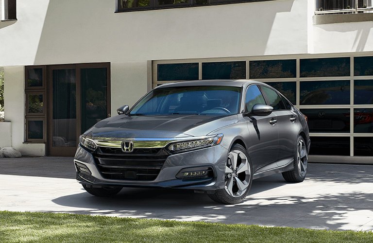 2019 Honda Accord Sedan trim comparison
