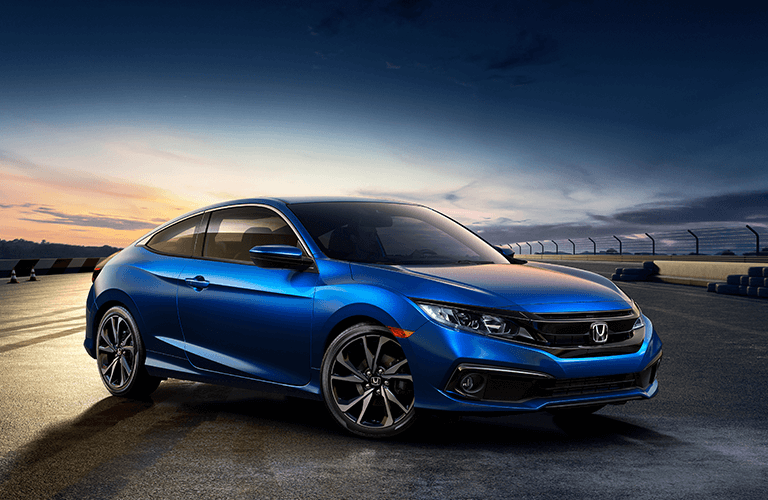 2019 Honda Civic Coupe trim comparion