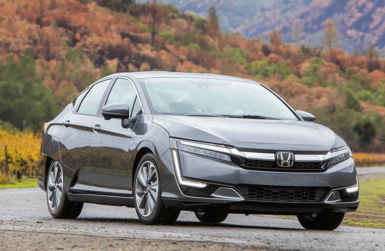 2019 Honda Clarity Plug-In Hybrid trim comparison