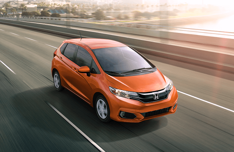 2019 Honda Fit Trim Comparison