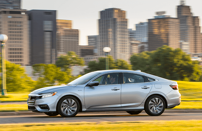 2019 Honda Insight trim comparison