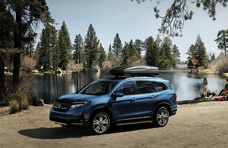2019 Honda Pilot trim comparison