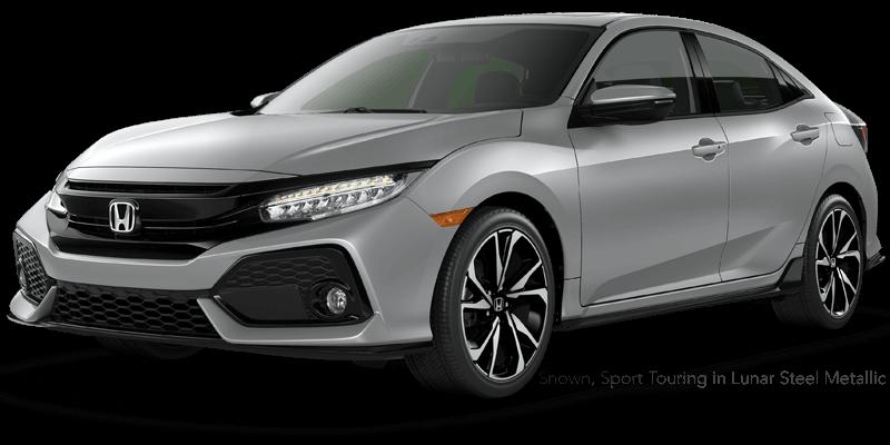 2019 Honda Civic Hatchback Research img