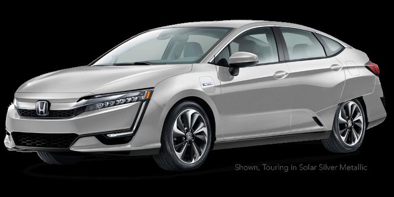 2019 Honda Clarity Plug-In Hybrid Hero img