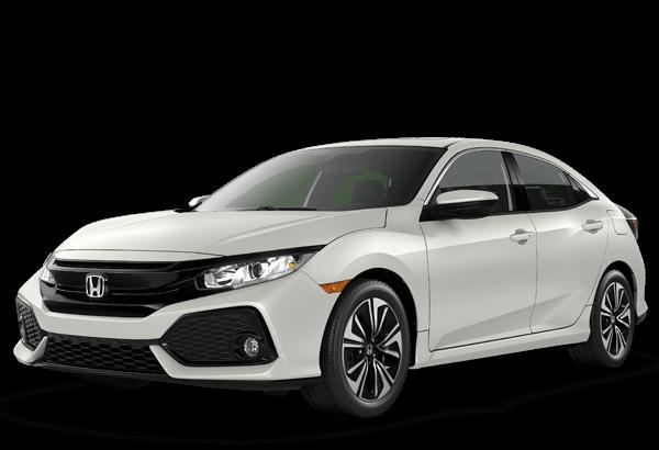 2019 Honda Civic Hatchback EX-L Trim