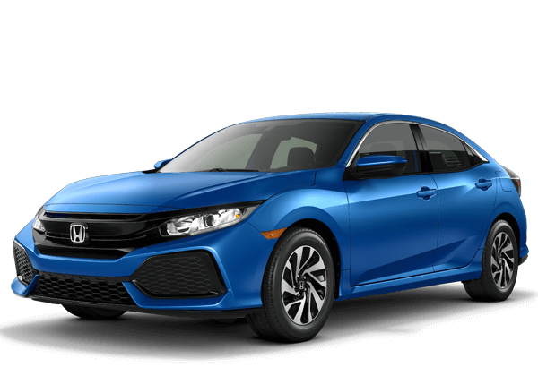 2019 Honda Civic Hatchback Trim LX