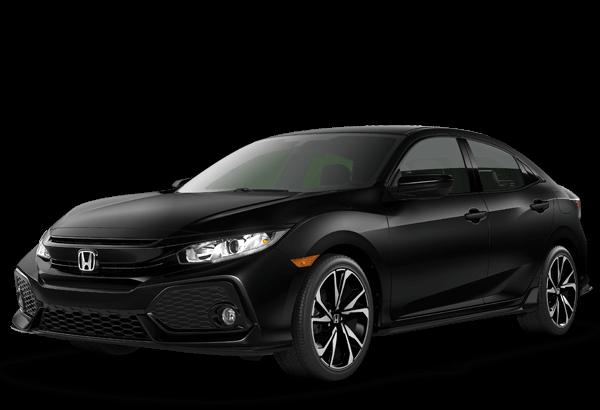 2019 Honda Civic Hatchback Sport Trim