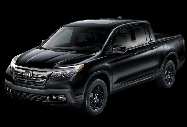 2019 Honda Ridgeline Black Edition Trim img