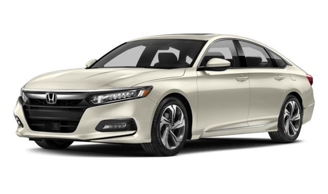 2019 Honda Accord EX in White