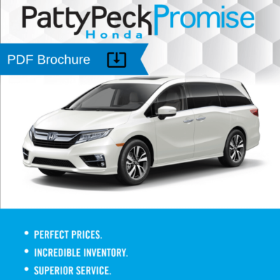 Patty Peck Promise Brochure