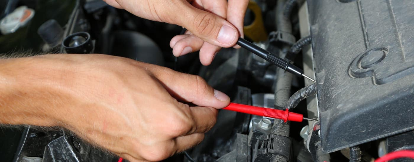 Fixing a Car Battery