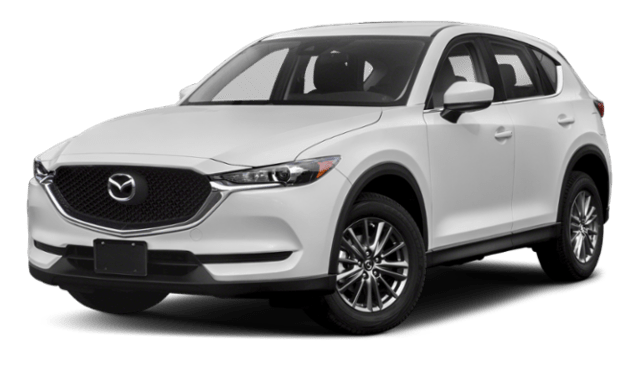 2019 Mazda CX-5 Comparison Image