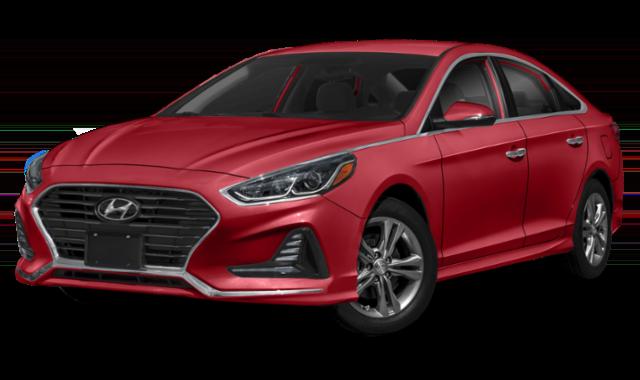 2019 Hyundai Sonata Comparison Image