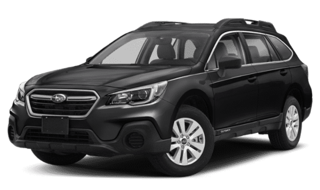 2019 Subaru Outback Comparison Image