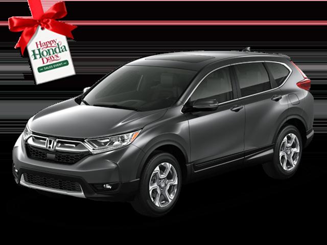 New 2019 Honda CR-V 2WD EX