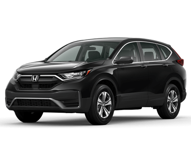 New 2020 Honda CR-V 2WD LX