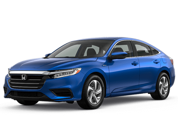 2020 Honda Insight EX Aegean Blue Metallic