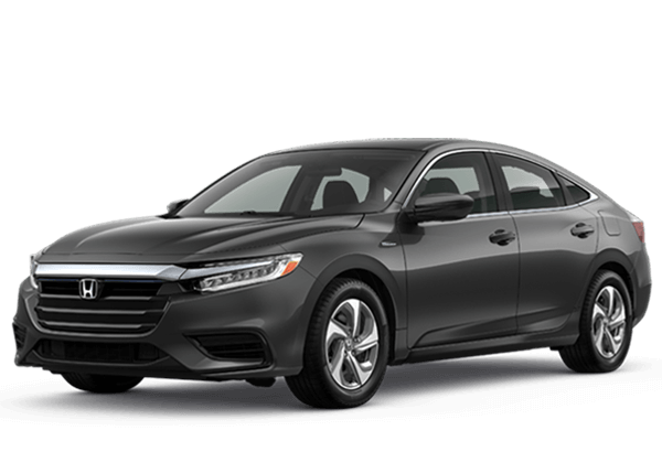 2020 Honda Insight EX Modern Steel Metallic