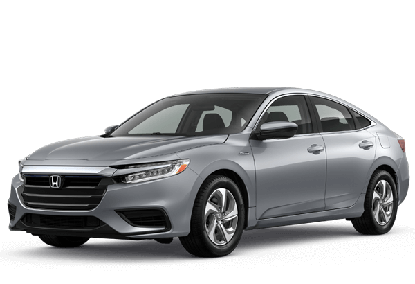 2021 Honda Insight LX Lunar Silver Metallic