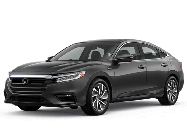 2020 Honda Insight Touring Modern Steel Metallic