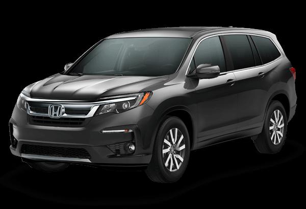 New 2019 Honda Pilot EX 2WD
