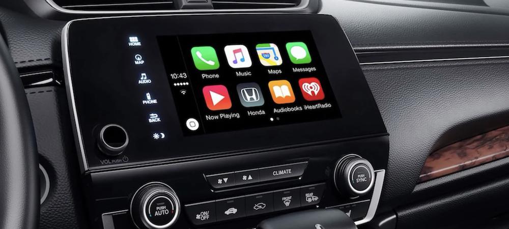 Honda Multimedia Display