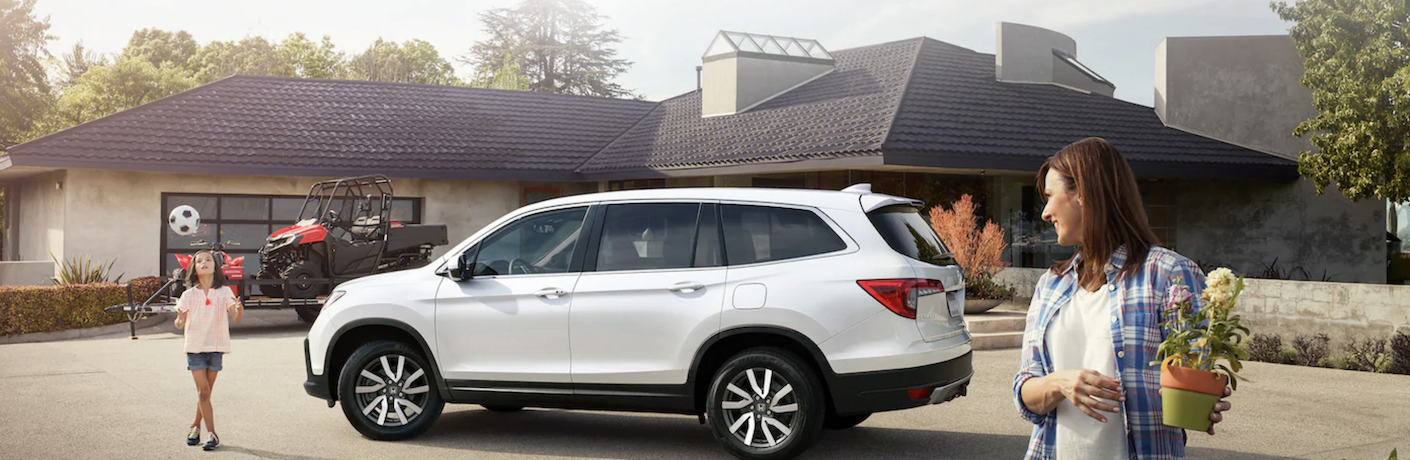 Honda Pilot Towing Capacity