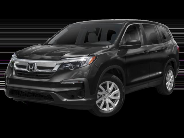 2020 Honda Pilot Comparison Image
