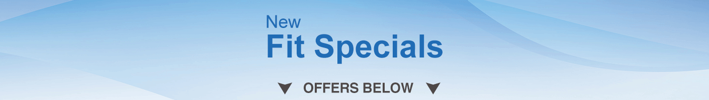 Fit specials banner