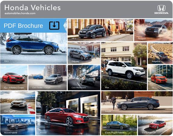 2020 Honda Fulline Brochure img