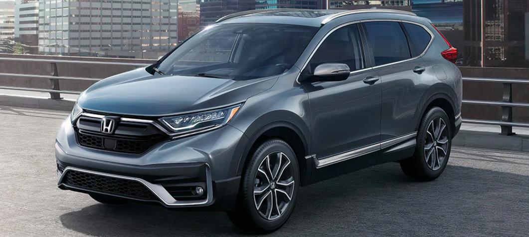 2020 Honda Cr V Configurations Prices Features Patty Peck Honda